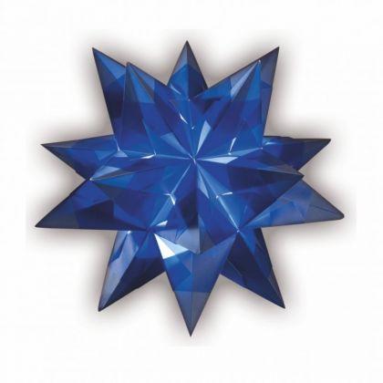 Bascetta Stern 20 x 20 cm 30 Blatt blau