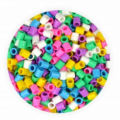 Bügelperlen Maxi XL ca. 950 Stück pastell
