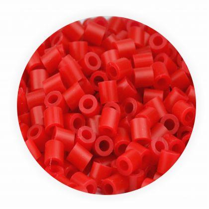 Bügelperlen Midi rot ca. 6000 Stück im Beutel