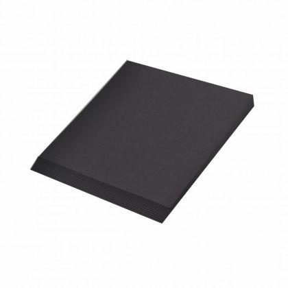 Fotokarton 300g A4 10 Blatt schwarz