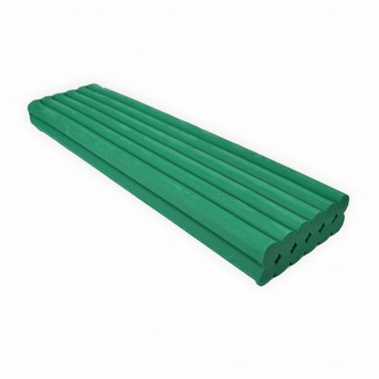 Knete für Kinder grün 470 g Knetblock