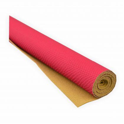 Kunstleder 45 x 70 cm Rot