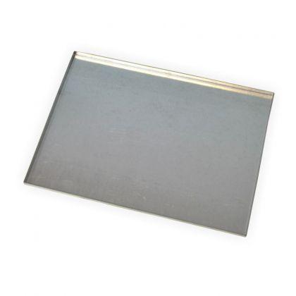 Metallschmelzform eckig 100x220 mm