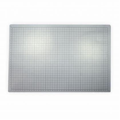 Schneidunterlage grau A3 45x30 cm