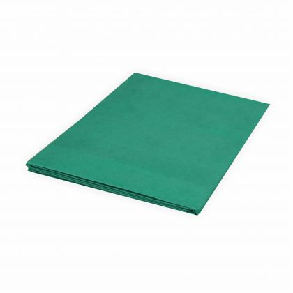 Creleo - Seidenpapier 20g/m² 50x70 cm 5 Bogen dunkelgrün Top Qualität zum basteln