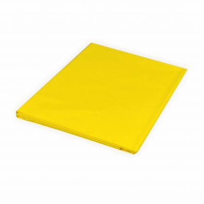 Creleo - Seidenpapier 20g/m² 50x70 cm 5 Bogen gelb Top Qualität zum basteln