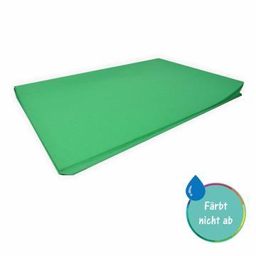 Seidenpapier hellgrün 50 x 70 cm 26 Bogen färbt nicht ab färbt nicht ab bei Kontakt mit Wasser