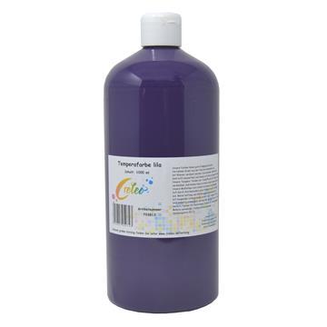 Temperafarbe lila 1 Liter