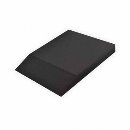 Tonpapier 130 g A4 100 Blatt Schwarz