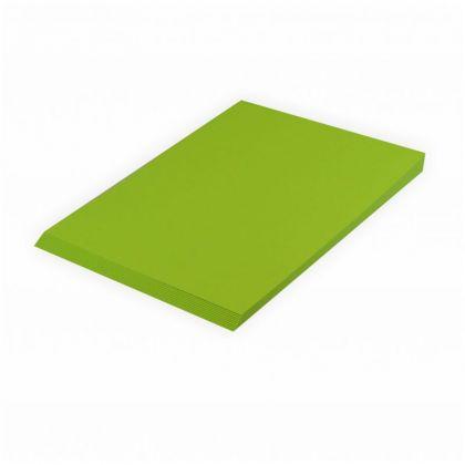 Tonpapier 130 g A4 20 Blatt Maigrün