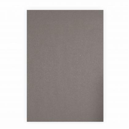 Creleo - Tonpapier dunkelbraun 130g/m², 50x70cm, 1 Bogen / Blatt