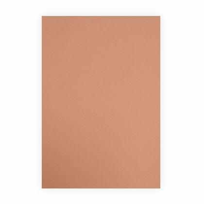 Creleo - Tonpapier hellbraun 130g/m², 50x70cm, 1 Bogen / Blatt