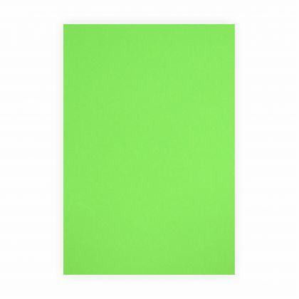 Creleo - Tonpapier hellgrün 130g/m², 50x70cm, 1 Bogen / Blatt