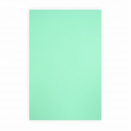 Creleo - Tonpapier mint 130g/m², 50x70cm, 1 Bogen / Blatt
