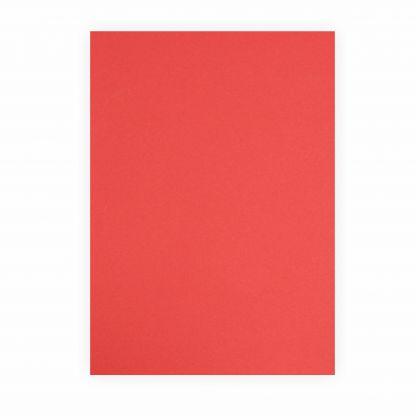 Creleo - Tonpapier ziegelrot 130g/m², 50x70cm, 1 Bogen / Blatt