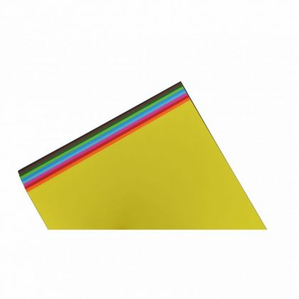 Tonpapierblock A4 20 Blatt