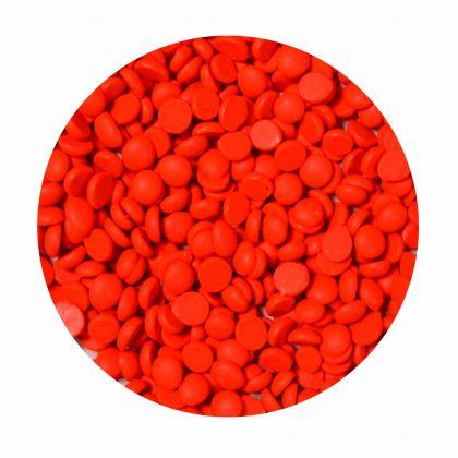Wachsfarbe für Kerzen Neon orange