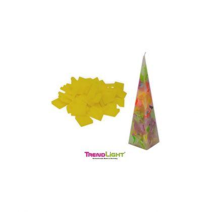 Wachs Cracker gelb 250g