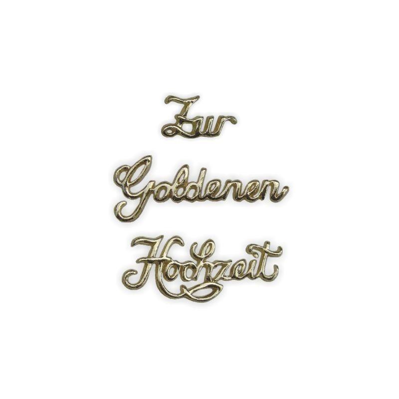 ... Zur Goldenen Hochzeit - Kerzen Megastore - Kerzen in Mega Auswahl