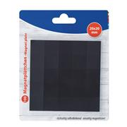100 selbstklebende Magnete Pads 20 x 20 mm, 100 Stück