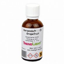 Kerzenduftöl Grapefruit 50 ml